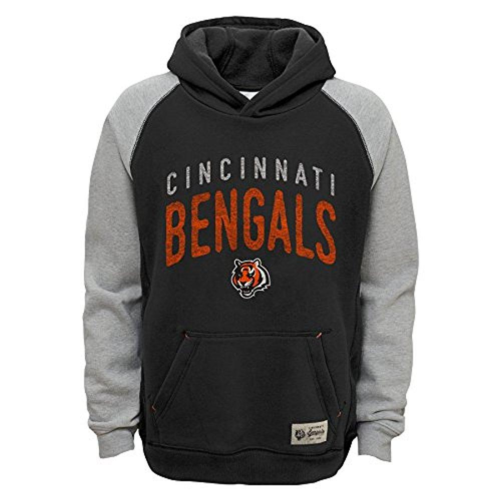 "NFL Youth Cincinnati Bengals ""Foundation"" Hoodie"