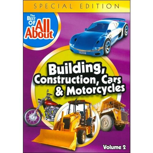 The Best Of All About: Building, Construction, Cars And Motorcycles, Vol. 2 (Special Edition) (Full Frame)