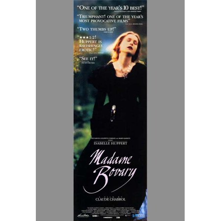 Madame Bovary POSTER Movie (27x40) - Halloween Frans