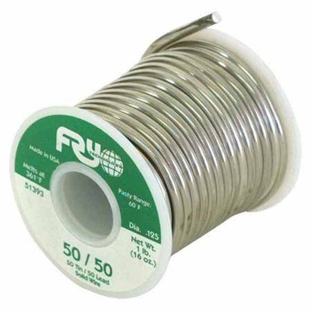- FRY 45331 Solder 1 LB Spool