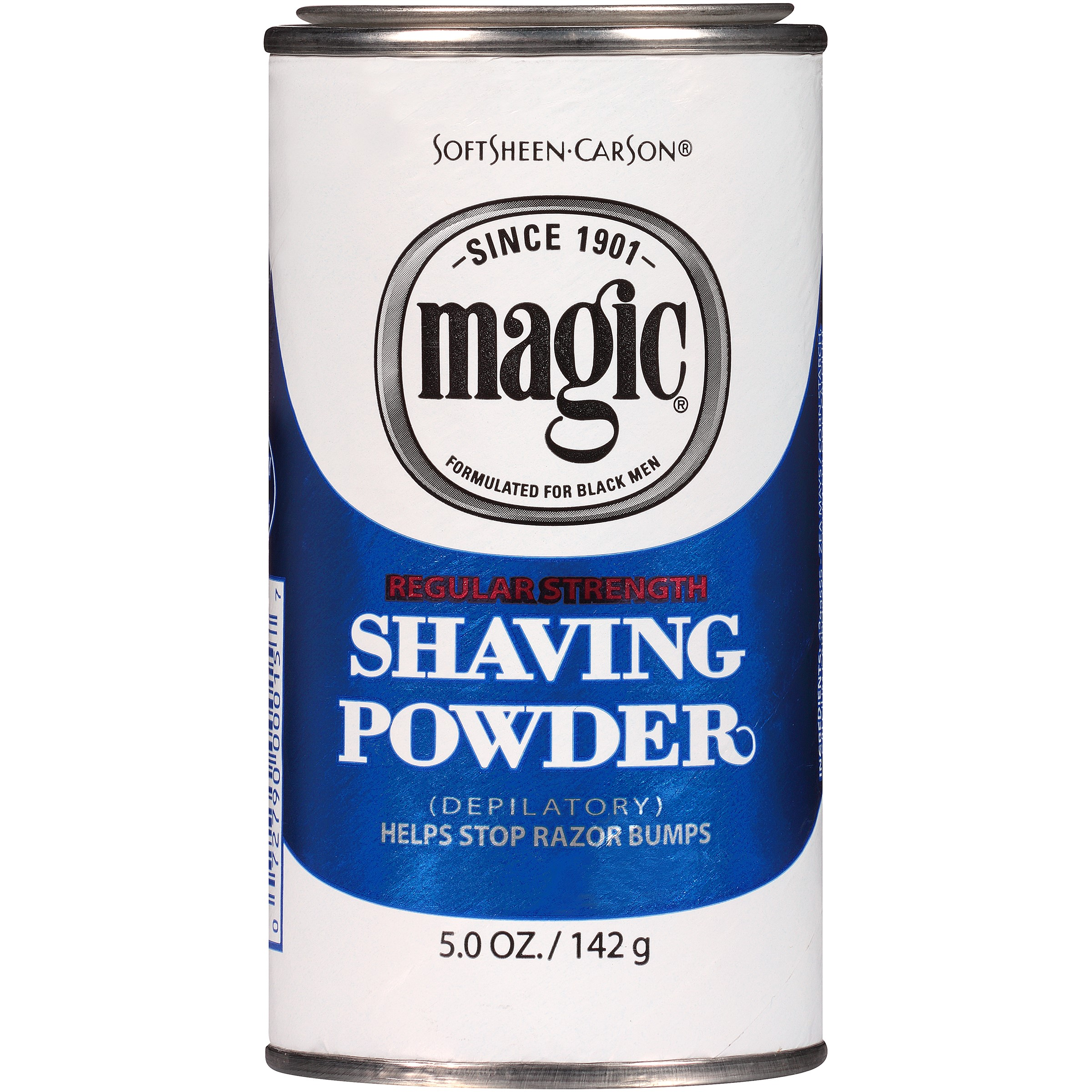 SoftSheen-Carson Magic Regular Strength Shaving Powder
