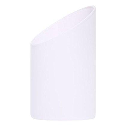 Design Ideas White Frost Torch Tea Light Holder, Small by Design Ideas