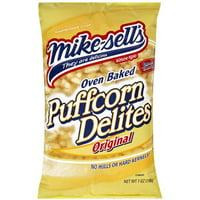 Mike-Sell¬タルs Original Puffcorn Delites, 7 oz