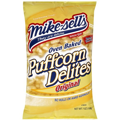 Mike-Sell¬タルs Original Puffcorn Delites, 7 oz