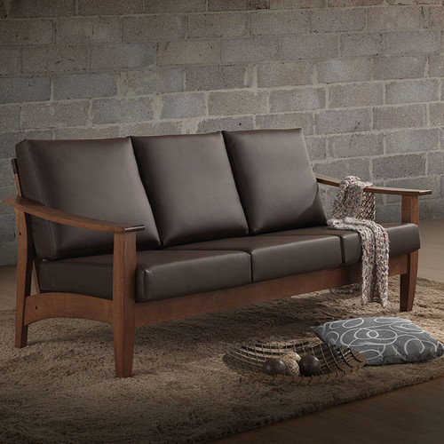 Wholesale Interiors Baxton Studio 3 Seater Sofa