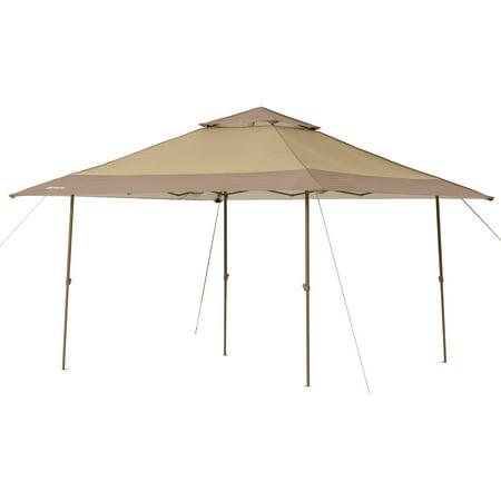 Ozark Trail 13' x 13' Instant Canopy 3 Light Round Canopy