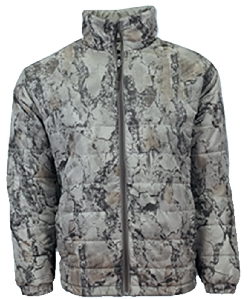 Natural Gear Synthetic Down Jacket Large by Natural Gear