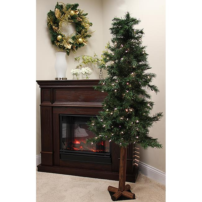 Northlight Seasonal 31730958 Pre-Lit Traditional Woodland...