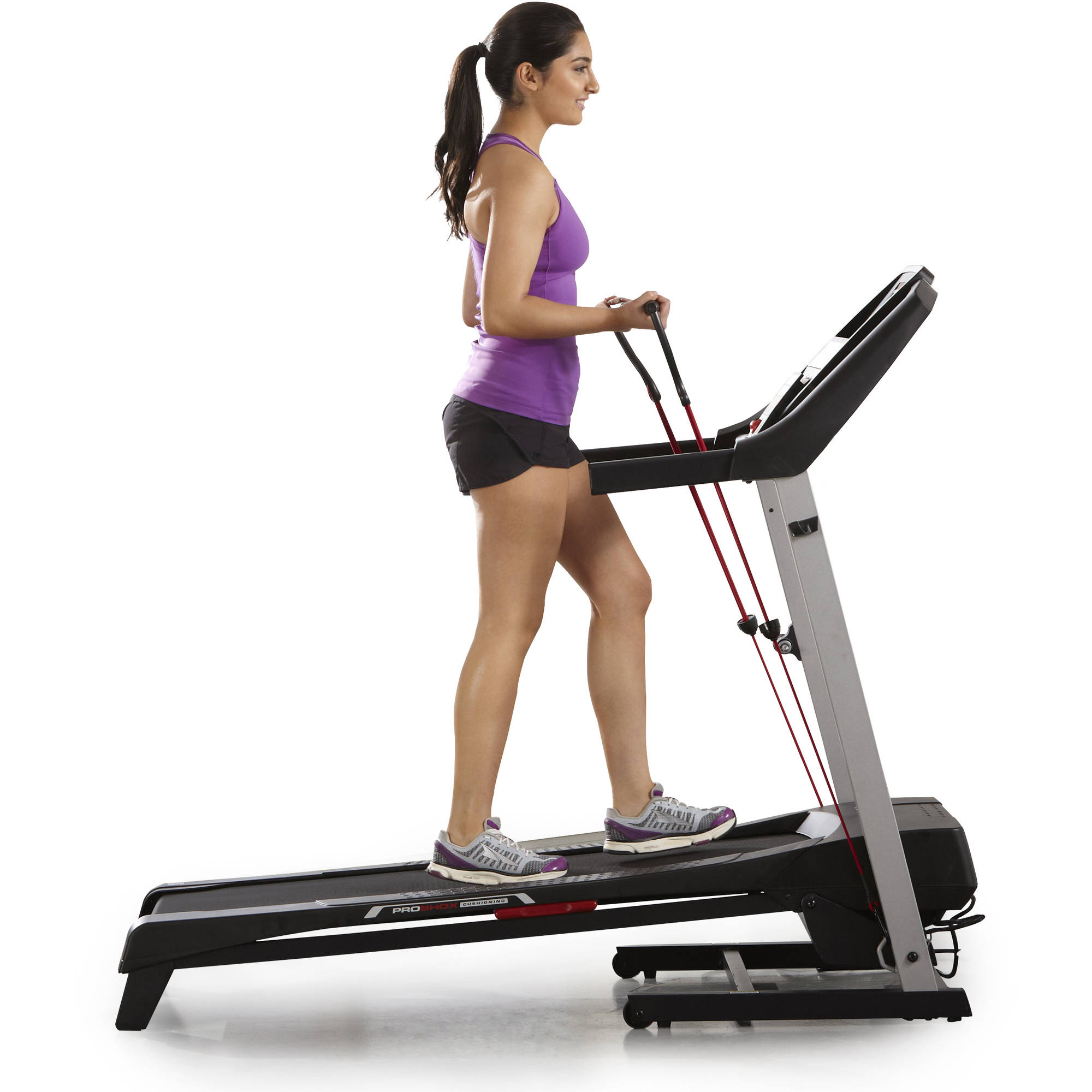 ProForm 6.0 RT Folding Total Body Workout Treadmill