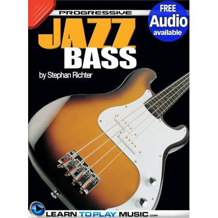 Jazz Bass Guitar Lessons for Beginners - eBook