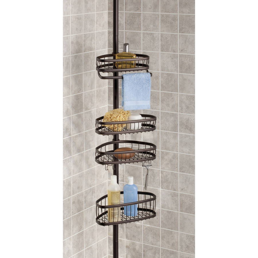 InterDesign Tension Shower Caddy by INTERDESIGN