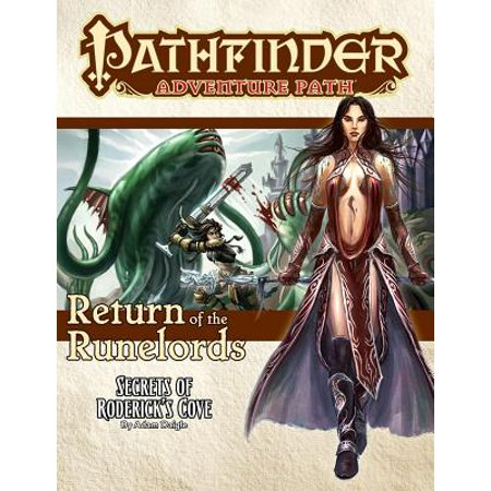 Pathfinder Adventure Path: Secrets of Roderick's Cove (Return of the Runelords 1 of