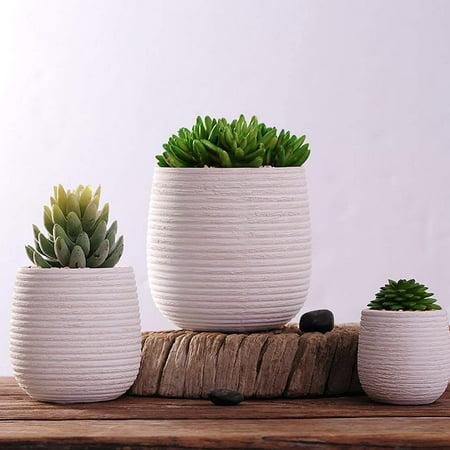 Mr. Garden Flower Pot Planter - 3.1