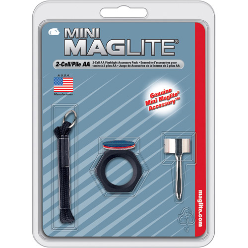 MAG Instrument Mini Maglite AA Flashlight Accessory Pack