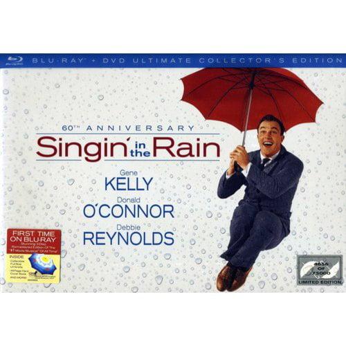 Singin' In The Rain (60th Anniversary Ultimate Collector's Edition) (Blu-ray + DVD))