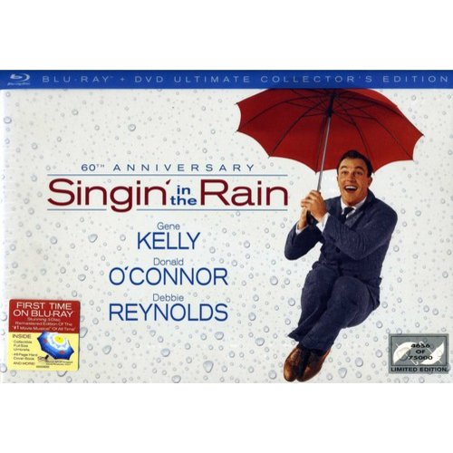 Singin' In The Rain (60th Anniversary Ultimate Collector's Edition) (Blu-ray   DVD))