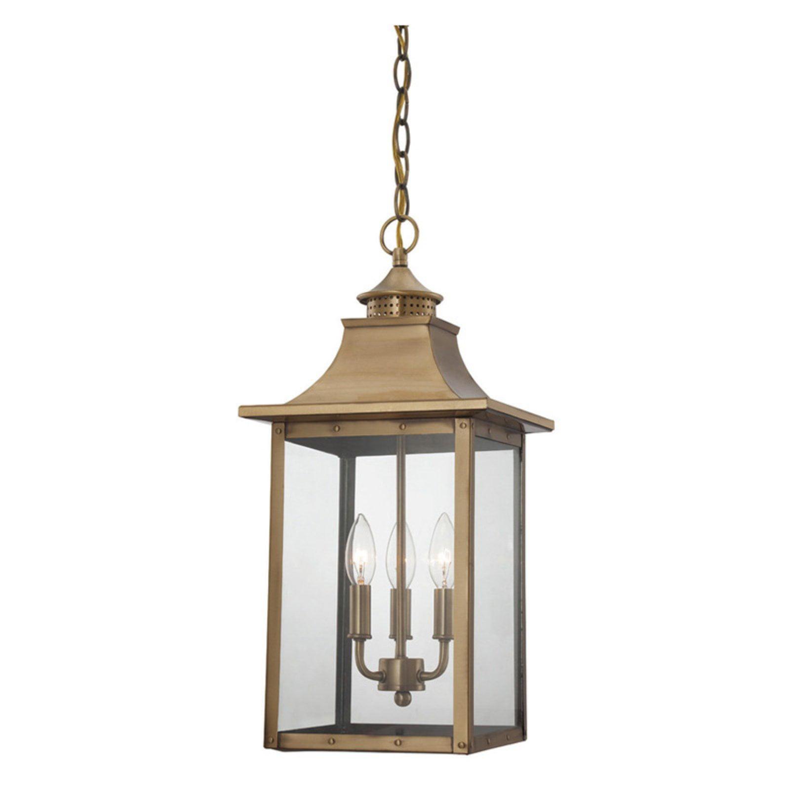 Acclaim Lighting St Charles Outdoor Hanging Lantern Light Fixture by Acclaim Lighting