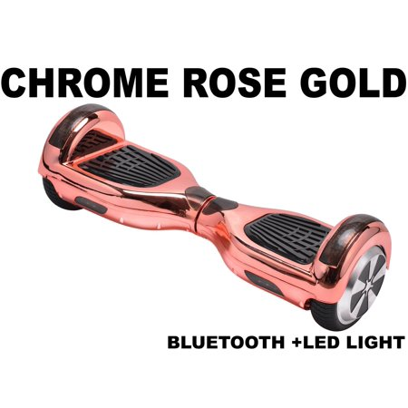 How Much Is A Hoverboard >> New Bluetooth Hoverboard Ul2272 Certified Smart Self Balancing