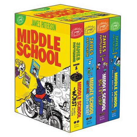 Middle School Box Set - Middle School Costume Ideas
