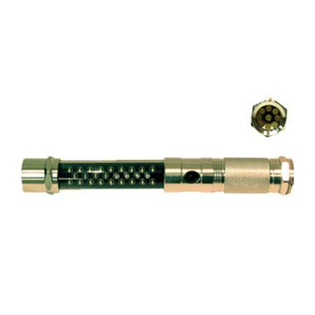 35 LED Ultra Bright Emergency Flashlight (Silver) - image 1 de 1