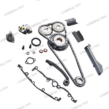 For 1999 Nissan Sentra L4 1.6L Engine Timing Chain Kit GSXF