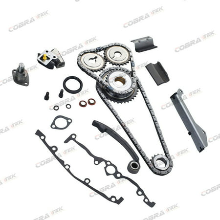 For 1999 Nissan Sentra L4 1.6L Engine Timing Chain Kit - Grille 1999 Nissan Sentra