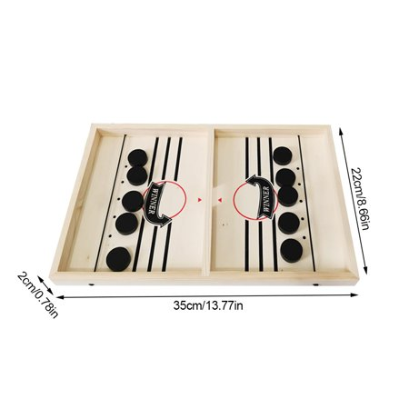 LeKing Hockey Board Game Set Puzzle Chess Set Parent-child Interactive Game Party Supplies - image 4 of 7