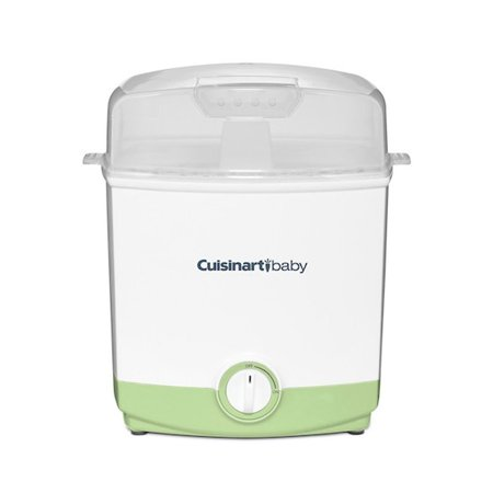 Cuisinart Portable Electric Steam Sterilizer For Baby