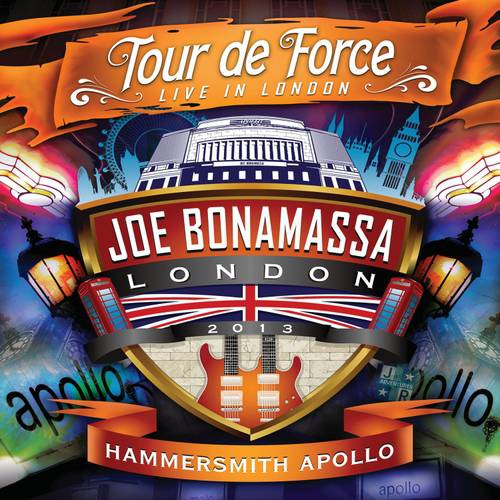 Tour De Force: Live In London - Hammersmith Apollo (2 Music DVD)
