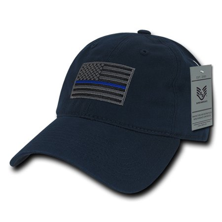 Rapid Dominance Police Thin Blue Line US Flag Baseball Dad Caps Hats  Relaxed Cotton Polo - Walmart.com 0034b2a118f5