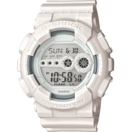 Casio G Shock Whiteout Digital Sports Watch Gd100ww 7