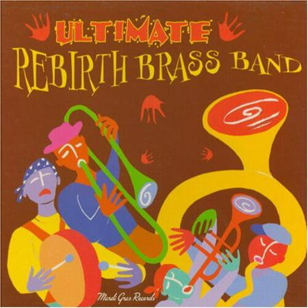 Rebirth Brass Band - Ultimate Rebirth Brass Band [CD]