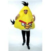 Angry Bird Yellow Bird Oversized Foam Adult Costume