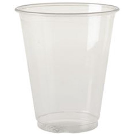 Renown Plastic Cold Drink Cups, Translucent, 12 Oz., 1,000 Per Case