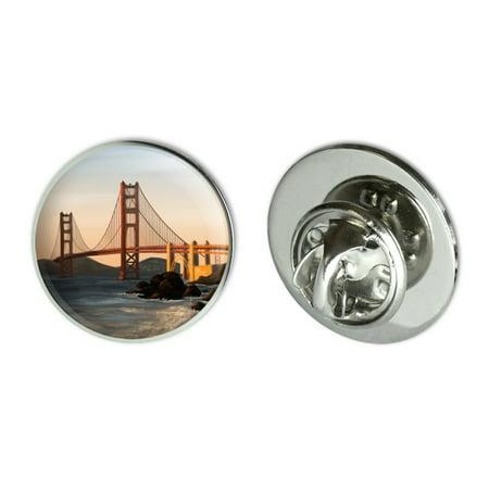 Golden Gate Bridge San Francisco Metal 0.75