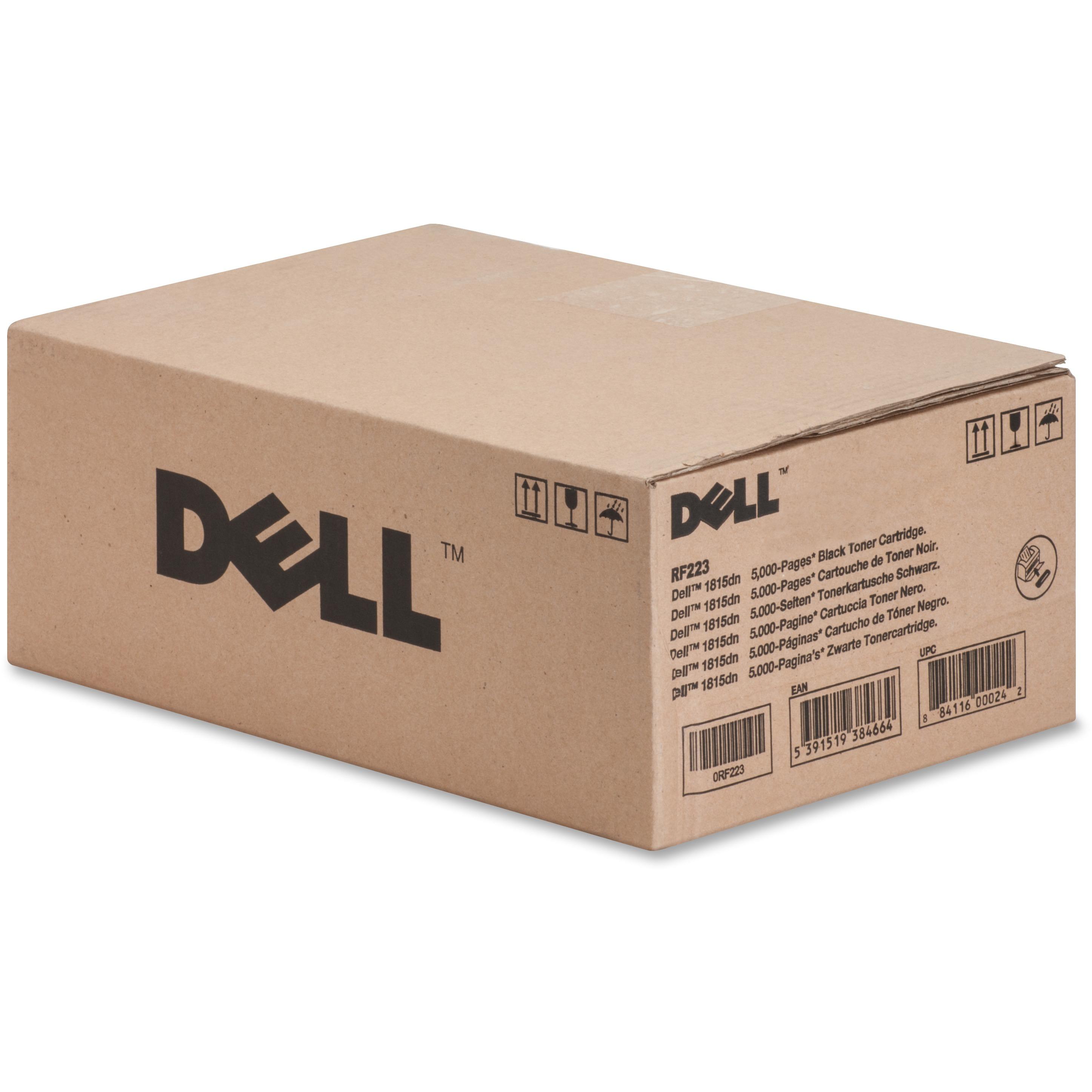 Dell, LLR69917, 1815DN High-yield Toner Cartridge, 1 / Each