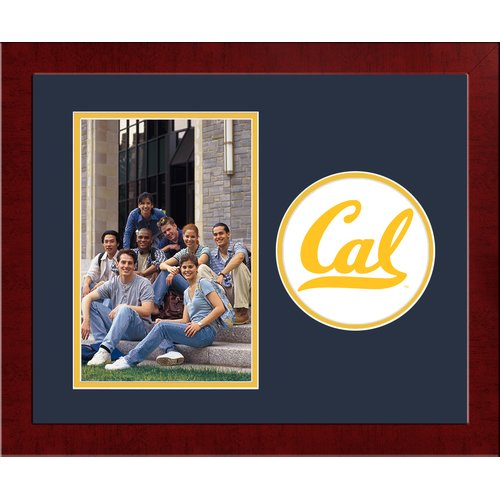 University of California, Berkeley Spirit Photo Frame (Vertical)