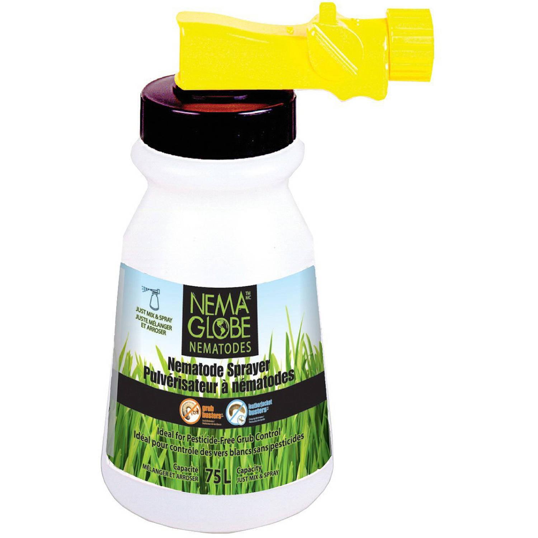 Nema Globe Nematodes 4003500 3000 Sq Ft Pre-Calibrated Nematode Sprayer by The Environmental Factor Inc