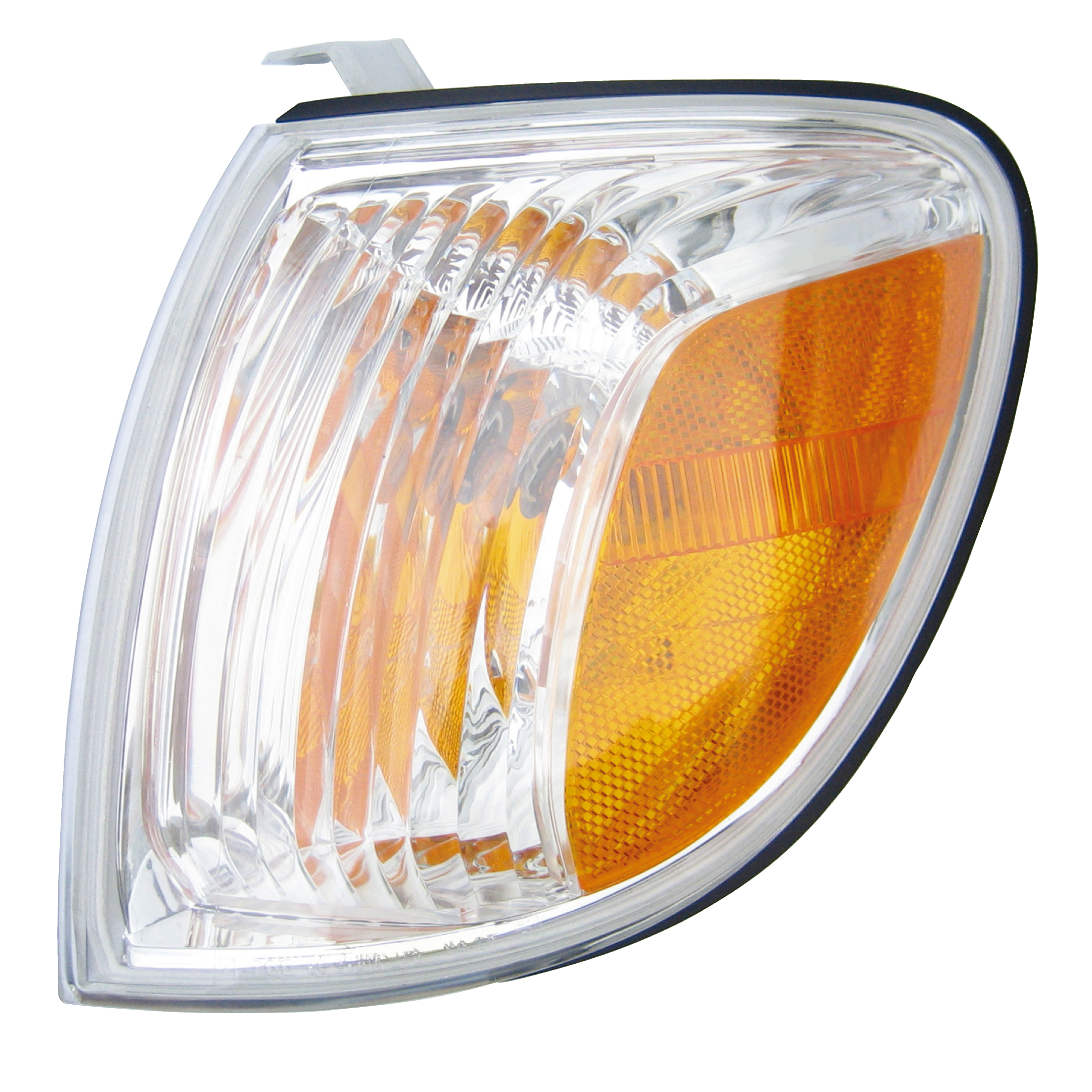Regular//Access Cab Clear /& Amber Lens 815200C040 TO2530148 For Toyota Tundra Turn Signal Light 2005 2006 Driver Side