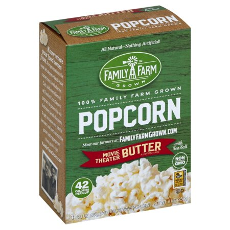 Black Jewell Popcorn - Micro - Mve Thr Butter - Case Of 6 - 9 Oz (Micro Popcorn)