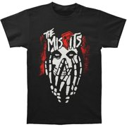 Misfits Men's  Static T-shirt Black