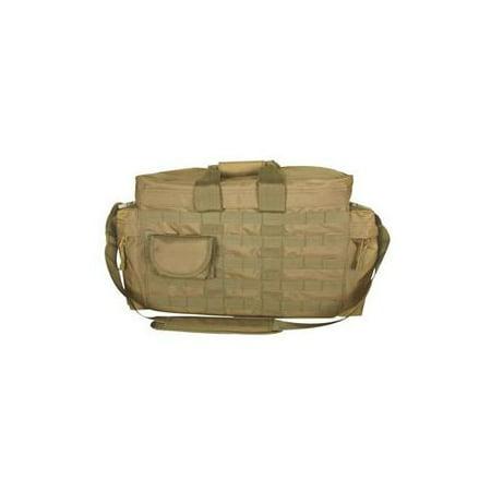 Fox Outdoor Deluxe Modular Gear Bag, Coyote 099598545086