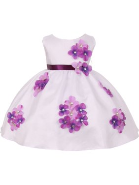 3aaeef008377 Baby Girls Dresses - Walmart.com