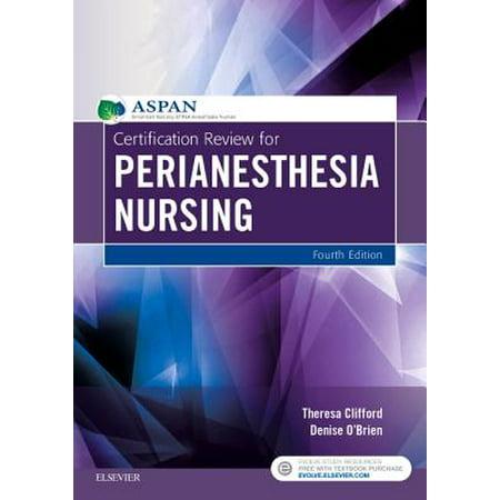 Certification Review for Perianesthesia Nursing (Adidas Predator Absolado Lz Trx Fg Review)