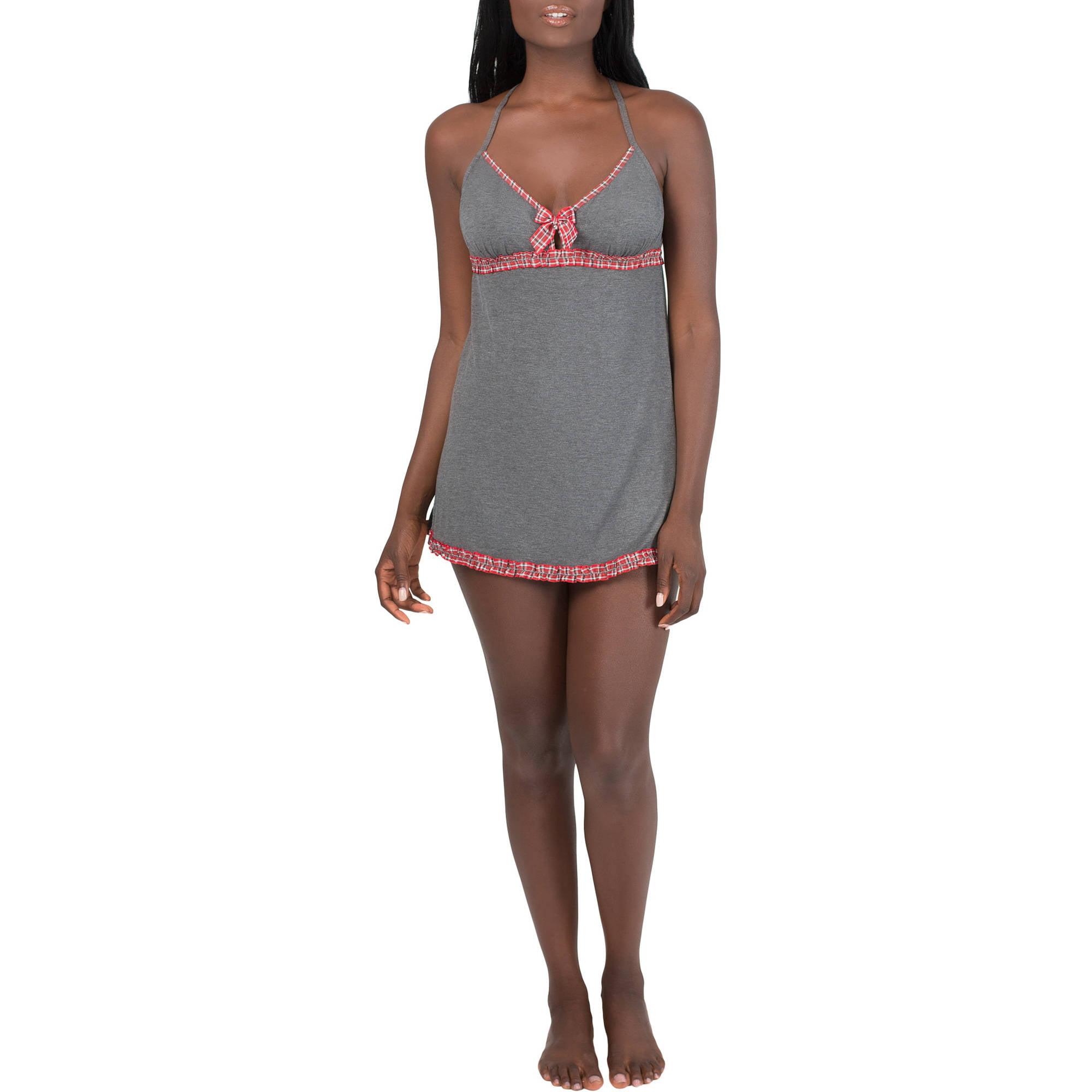 Women's Cotton Short Sleeve Darling Nightgown