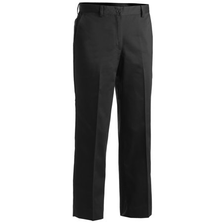 Edwards Garment Women's Easy Fit Chino Blend Pant