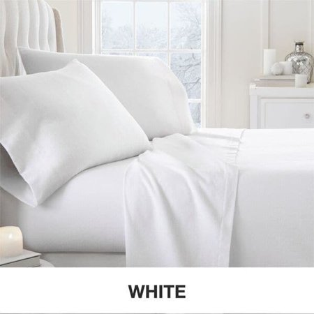 - Becky Cameron  Premium Ultra Cozy 4 Piece Flannel Bed Sheet Set