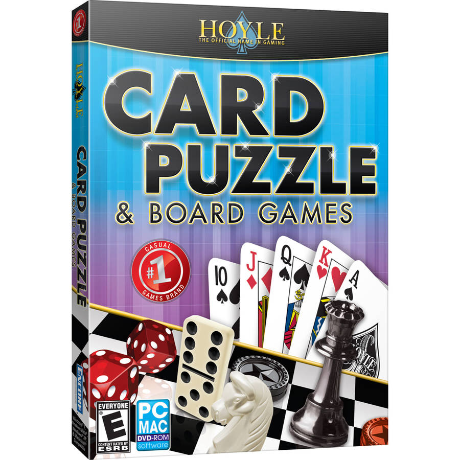 Hoyle 2013 Card, Puzzle, Board