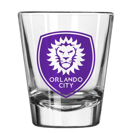 Orlando City SC 2oz. Collectible Game Day Shot Glass - No Size - Custom Printed Shot Glasses No Minimum
