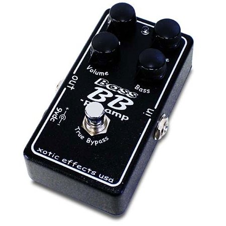 Xotic Effects BB Preamp Bass Guitar Pedal